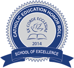 Catholic High Schools Honor Roll 2014